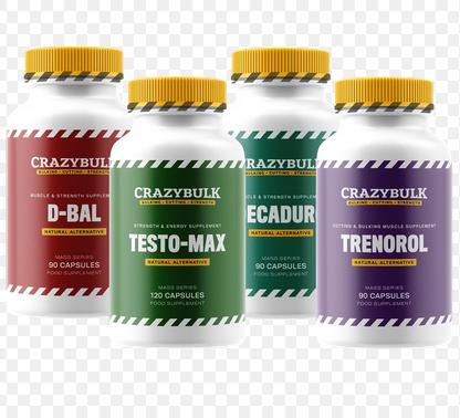 crazy bulk products